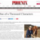M-Blake-Man of a Thousand Characters-Phoenix magazine